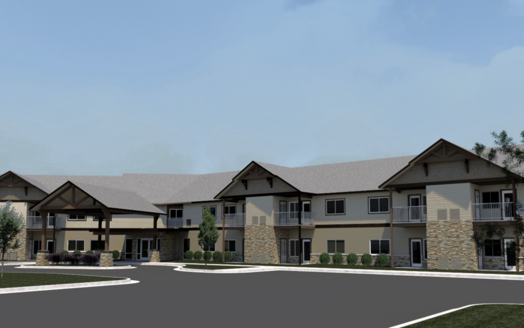 Construction on Century Cottages nearing completion; grand opening set for later this fall
