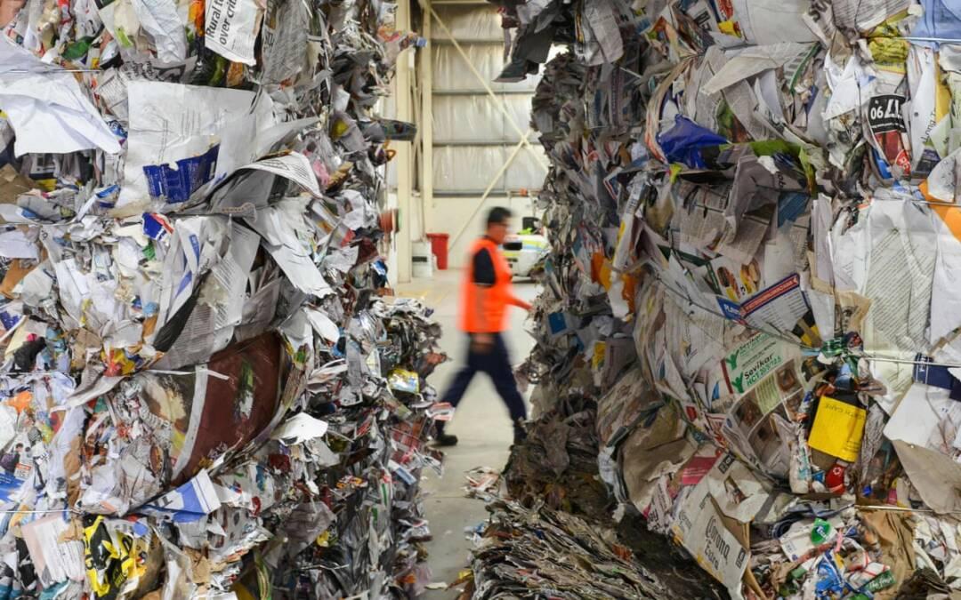 """A win-win-win."" SBA 504 Loan program allows Recycle North Dakota to expand, meet demand."