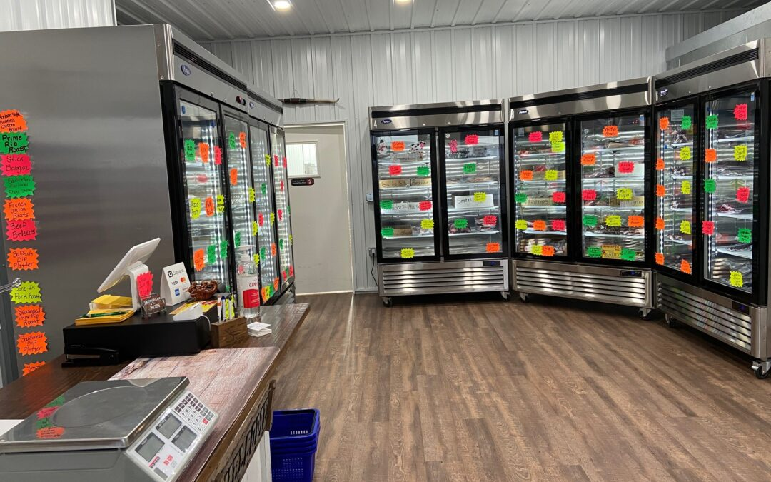 Legendary Meats benefits from SBA 504 Loan, helps owner make business dream a reality