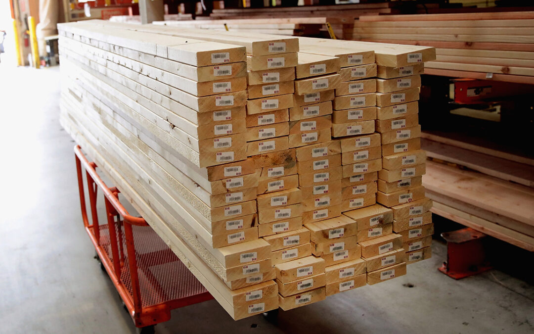 Fortune Magazine: The price of lumber is up 193% — and it's going to spike even higher