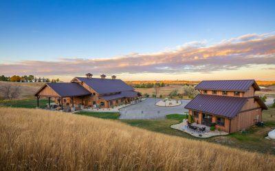 SBA 504 Loan helped transform prairie land into unique wedding and events venue